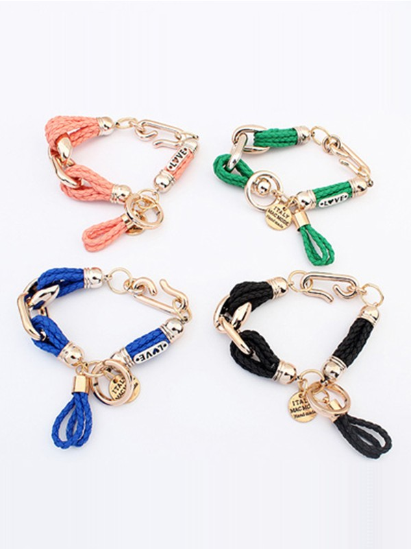 Occident original Außenhandel Woven Hot Sale Bracelets